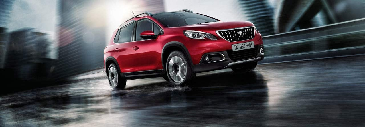 Photos Videos Of The New Peugeot Suv
