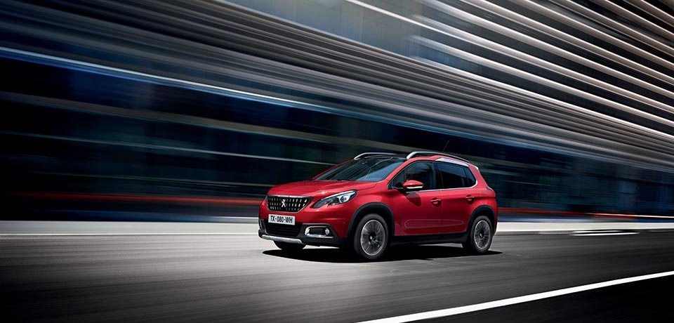 The Peugeot Test Drive The Compact Suv From Peugeot