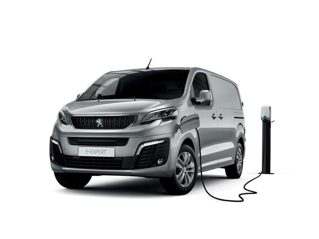 New Peugeot e-Expert 2020