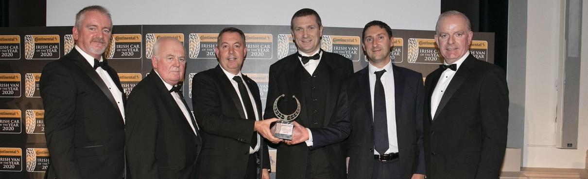 Irish Van of the year awards 2020