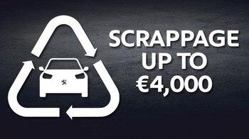 182 Peugeot Scrappage CTA