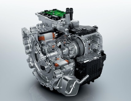 PEUGEOT 3008 HYBRID4 SUV: e-EAT8 gearbox