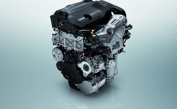 All-new PEUGEOT 508SW HYBRID - plug-in hybrid engine