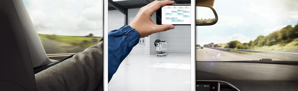 PEUGEOT Online Service Booking
