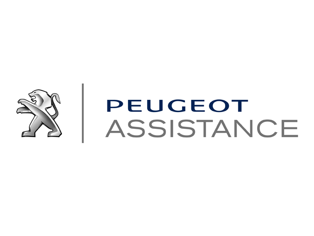 Peugeot assistance logo 640 x 480