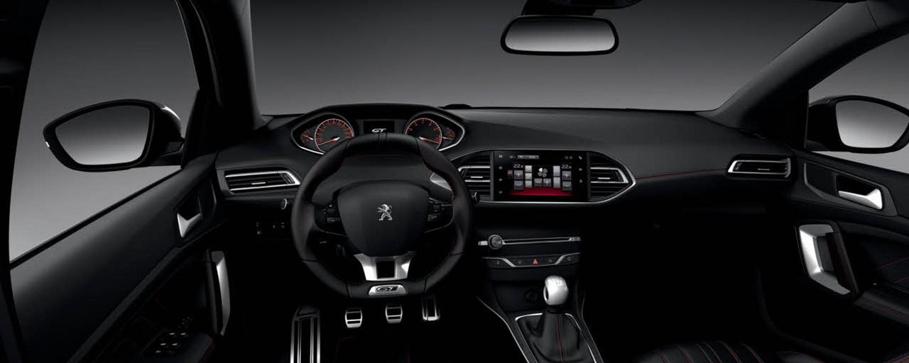 the peugeot 308 gt the sporty new high performance. Black Bedroom Furniture Sets. Home Design Ideas