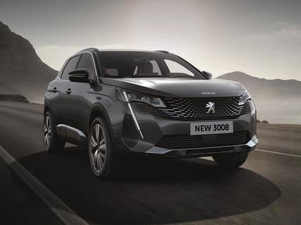 New Peugeot 3008