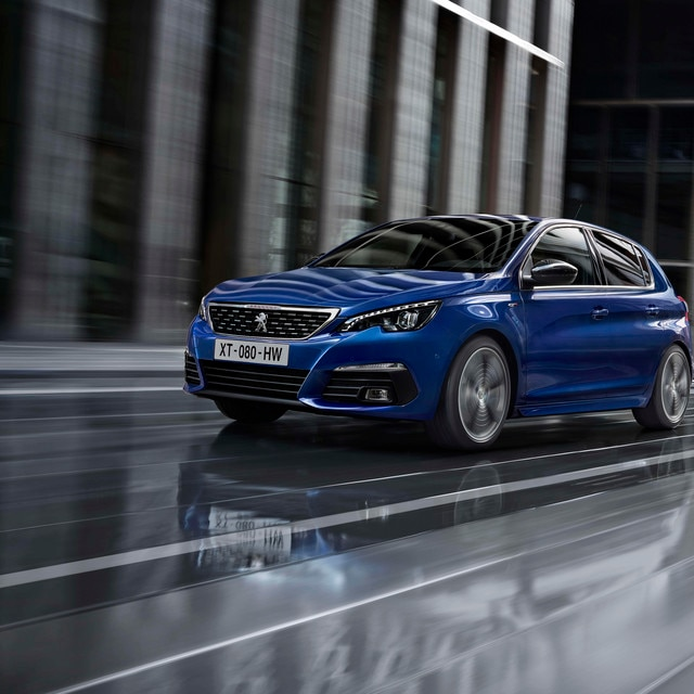 Discover The Hatchback By Peugeot
