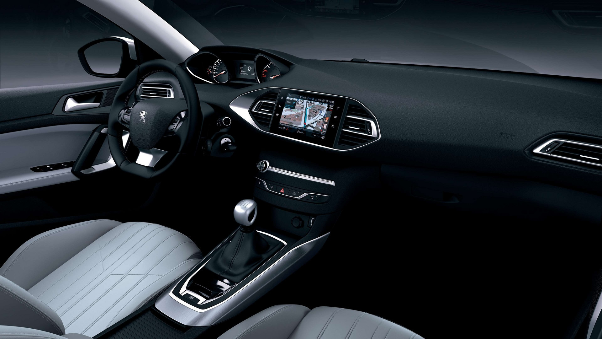 New PEUGEOT 308 | Discover the hatchback by Peugeot