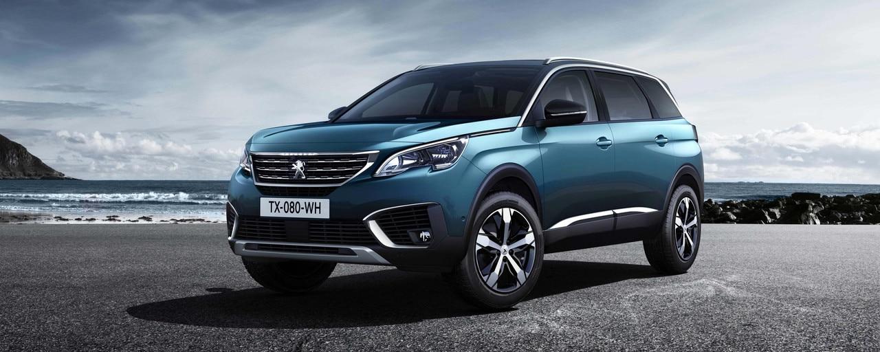 New Peugeot 5008 SUV 1