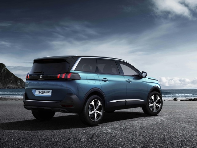 New Peugeot 5008 SUV 2