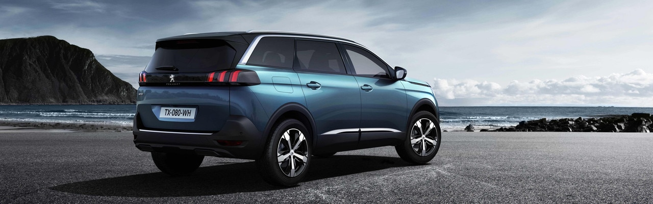 New Peugeot 5008 SUV Arrives at J.J. Burke Peugeot