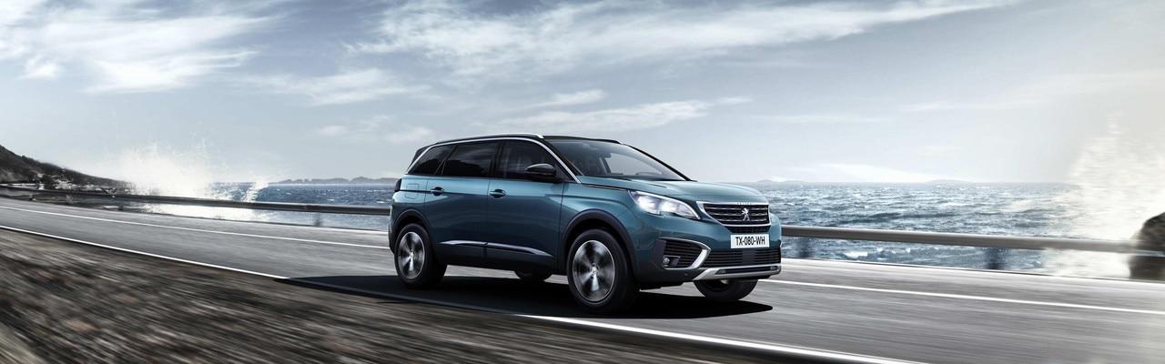 New Peugeot 5008 SUV 5
