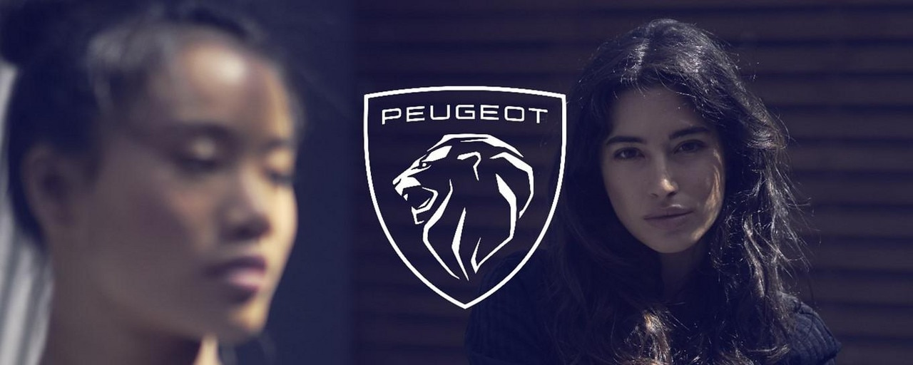The Peugeot Lion Roars Louder - New Brand Identity Mix 2 - March 2021