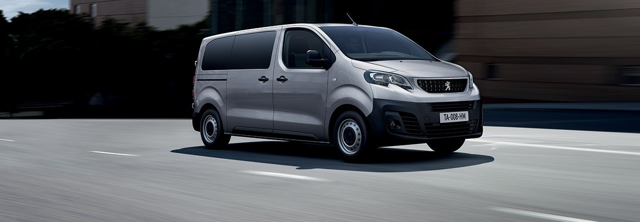 peugeot expert combi try the 8 seater vehicle by peugeot. Black Bedroom Furniture Sets. Home Design Ideas