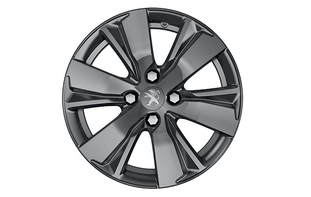 PEUGEOT 2008 SUV: 16'' 'Hydre' Alloy Wheel