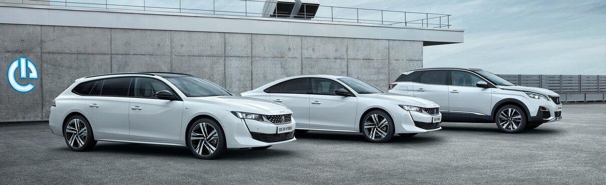 Peugeot Hybrid Electric