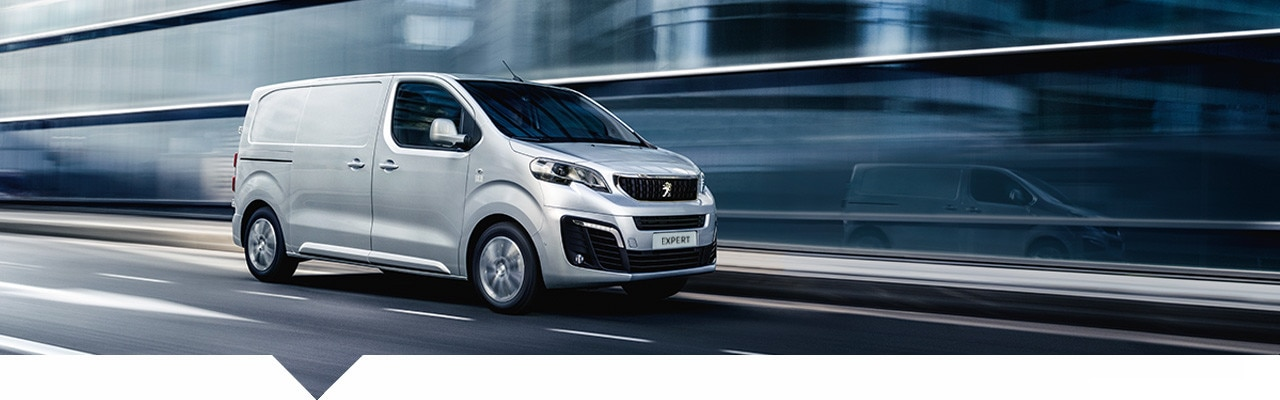 Peugeot commerical vehicles - Expert