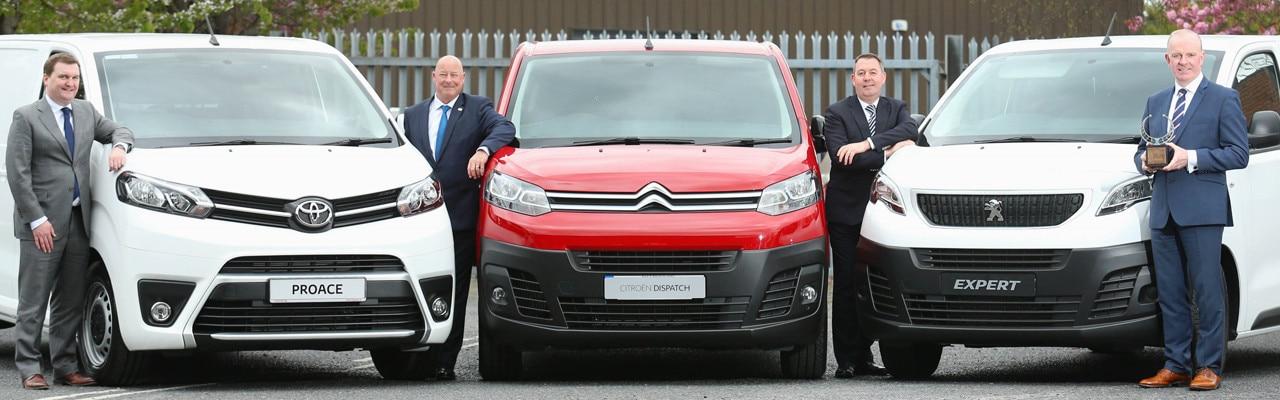 Peugeot Expert Van of the Year