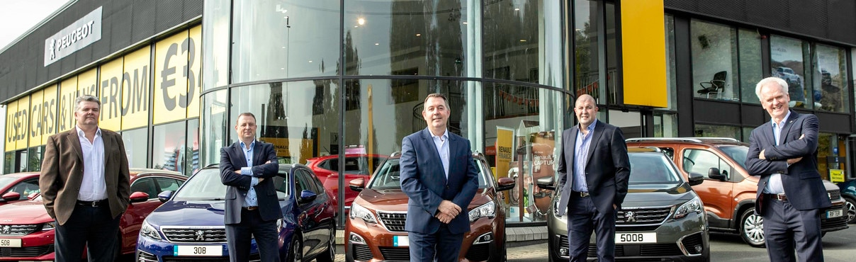 Joe Norris Peugeot Dealership Navan Announcement