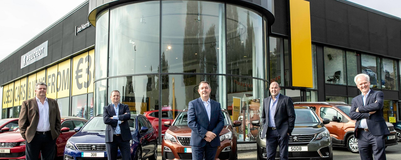 Joe Norris Peugeot Dealership Navan Announcement