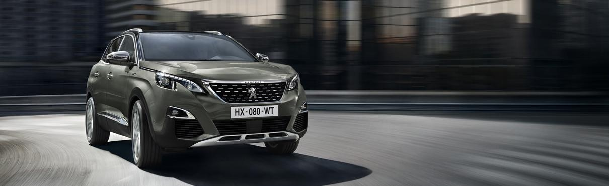 Peugeot Ireland | News | ALL-NEW PEUGEOT 3008 SUV IS NOW AVAILABLE ...