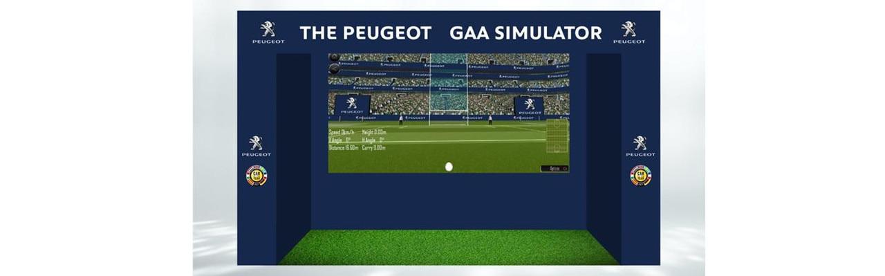 1280x400 Peugeot GAA Simulator