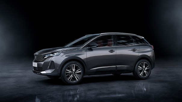 New PEUGEOT 3008 SUV - Profile line