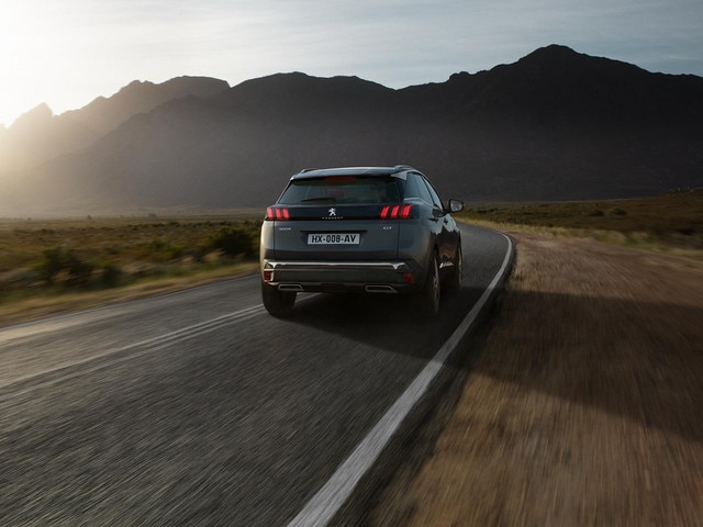 New PEUGEOT 3008 SUV – Internal combustion engines