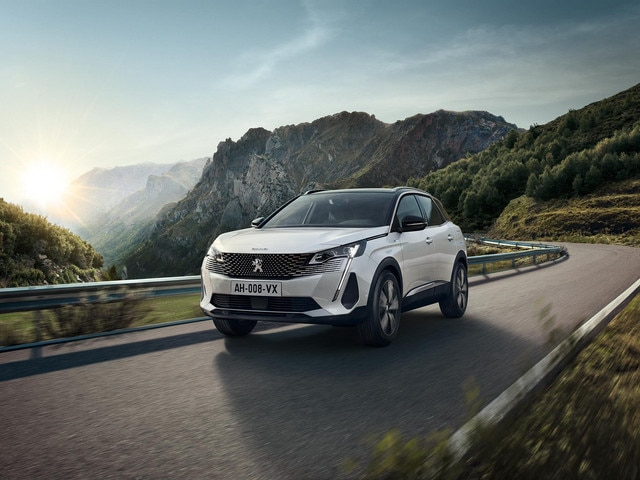 New PEUGEOT 3008 SUV hybrid - Hybrid engines