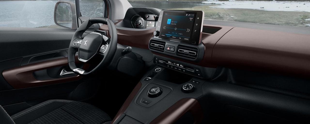 NEW PEUGEOT RIFTER - PEUGEOT i-Cockpit®