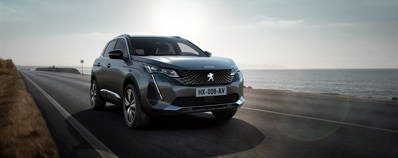 New Peugeot 3008 Discover The Suv By Peugeot