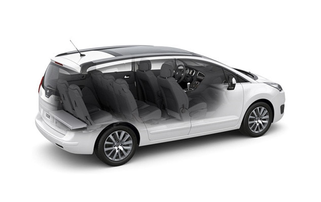 peugeot 5008 7 seater compact mpv and spacious family car. Black Bedroom Furniture Sets. Home Design Ideas