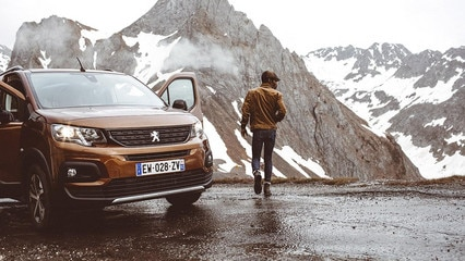 NEW PEUGEOT RIFTER - Identity Front