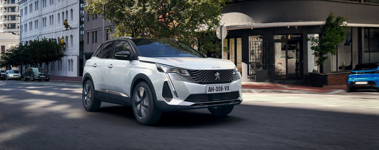 New Peugeot 3008 Discover The New Peugeot Suv Plug In Hybrid