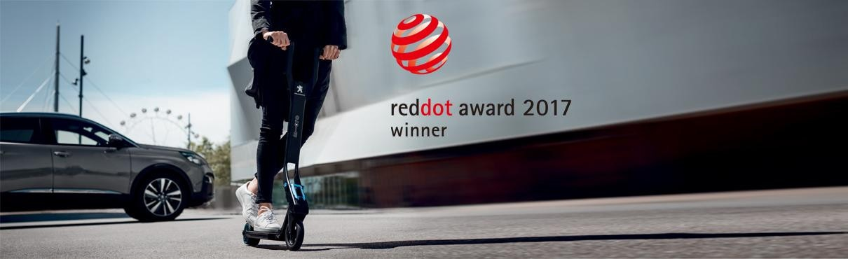 3008 red dot award news image