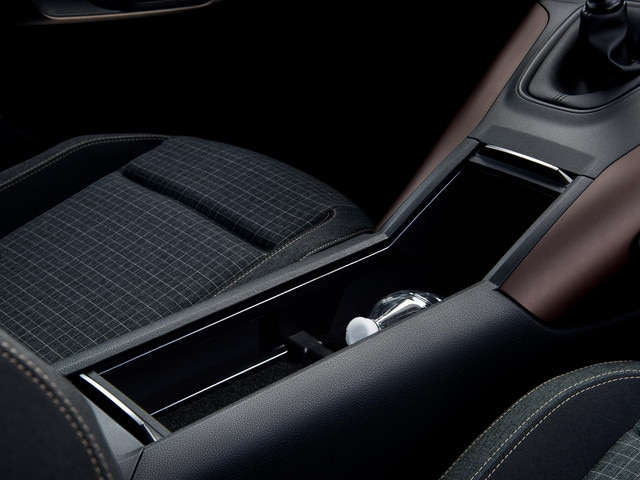 New PEUGEOT RIFTER – Centre console storage space