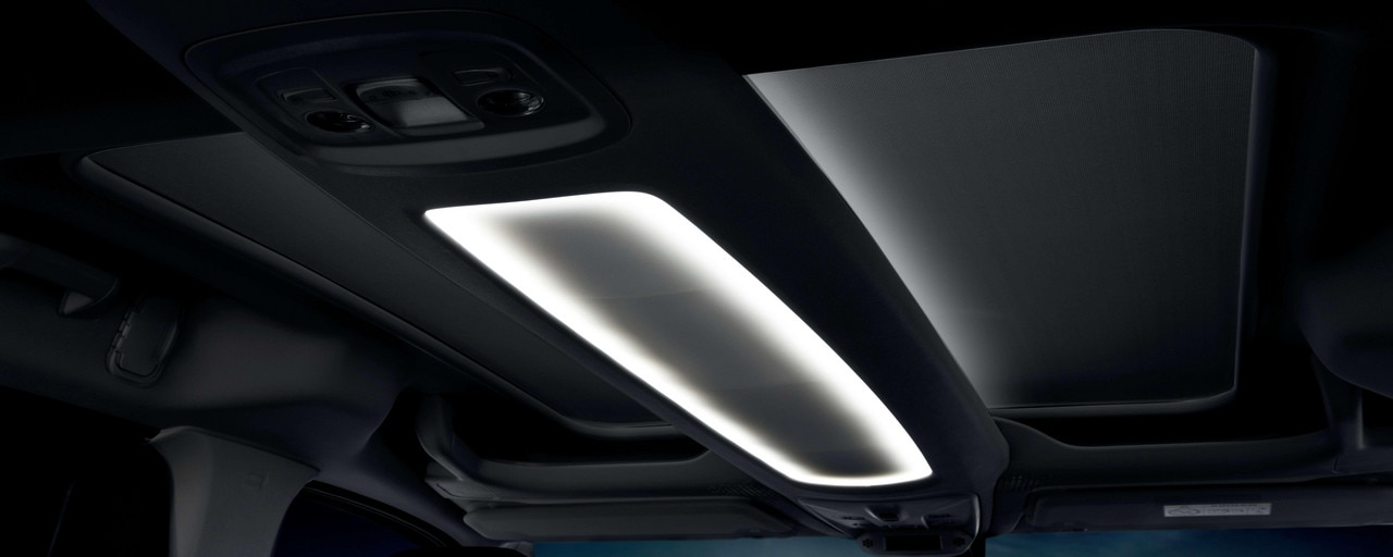 New PEUGEOT RIFTER – New Zenith® flat roof system with LED lighting