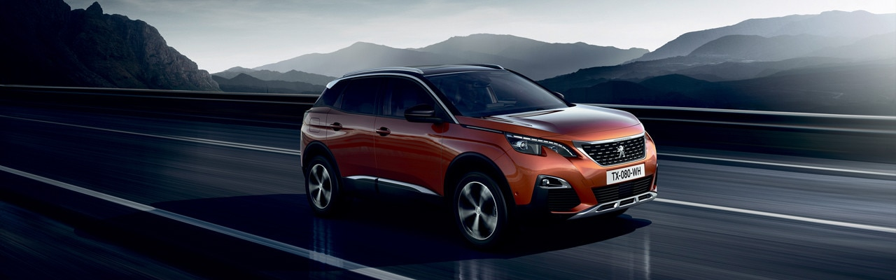 Peugeot 3008 news article