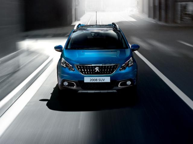 Peugeot 2008 SUV - Awards