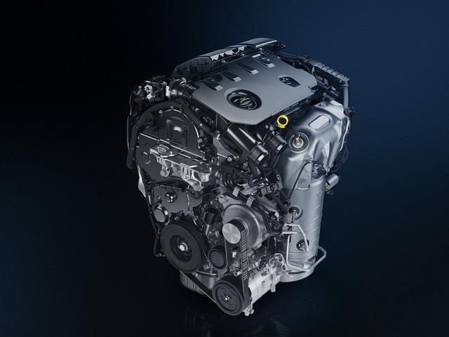 New PEUGEOT RIFTER – 100 hp BlueHDi engine