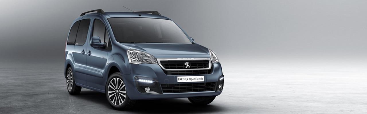 Peugeot Parnter Electric News artile image