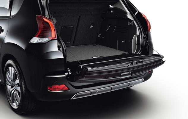 Interior Design Peugeot Crossover Suv Mpv Hatchback Car