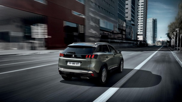 Discover The New Suv Peugeot Gt