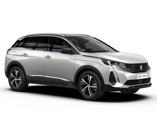 New Peugeot 3008 PHEV png