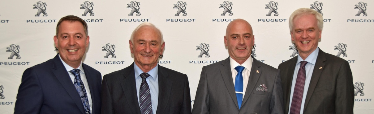 Reens Peugeot Dealer of the Year 2018