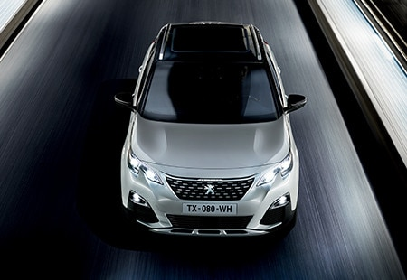 New Peugeot Suv Gt Line