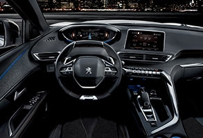 new peugeot 3008 suv gt line. Black Bedroom Furniture Sets. Home Design Ideas