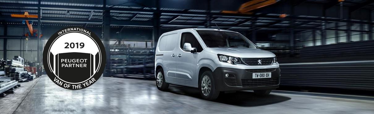 Peugeot Partner IVOTY (1)