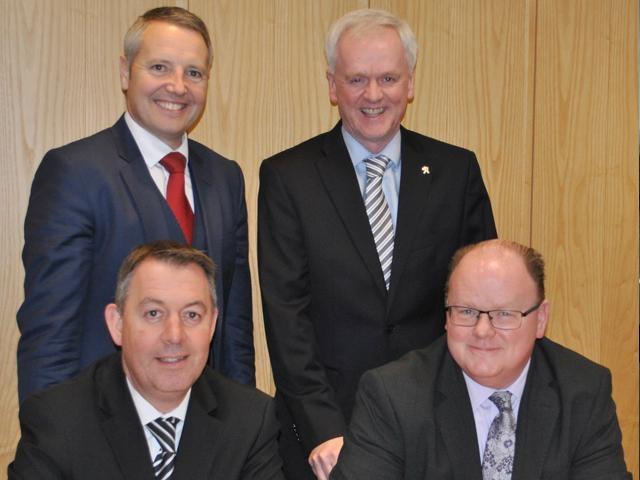 sandyford motor centre news article